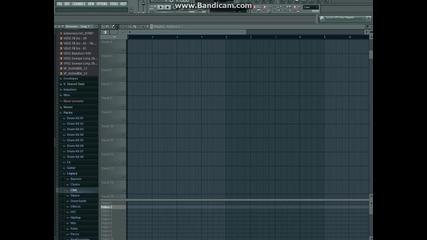 Как да си направите (hardwell - Cobra) Fl Studio 10