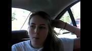 Момиче Прави Нечовешки Beatbox
