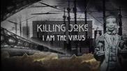 Killing Joke - I Am The Virus ( Lyric Video)