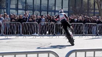 Ангиол Золтан стънт Пловдив 20.03.2010 част11