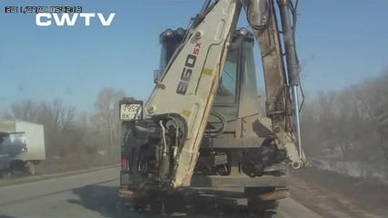 инциденти по руските пътища