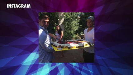 Hilary Duff and Ex Throw Joint Birthday Party for Their Son