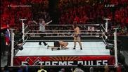 Wwe Extreme Rules 2015 - Jonh Cena срещу Rusev (russian Chain match)