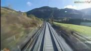 Най - живописният жп. маршрут в Света