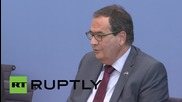 Germany: Berlin denies knowledge of Bild's '1.5 million refugees' claim