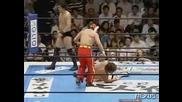 G1 CLIMAX Tiger Mask & Ryusuke Taguchi vs. Toshiaki Kawada & Taichi Ishikari