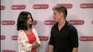 Selena Gomez - Advice Thoughts amp More on Radio Disney 39 s Celebrity Take with Jake - Justin Biebe