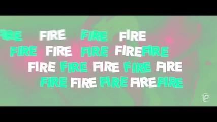 Свежо Лятно Llp feat. Mike Diamondz - Fire (lyric Video)