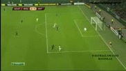 Волфсбург 3 - 1 Интер ( 12/03/2015 ) ( лига европа )
