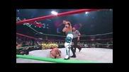 T N A Final Resolution 2009 - Aj Styles vs Daniels - Heavyweight championship