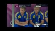 Г група | Украйна 0 - 2 Франция