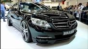 Mercedes Cl500 4matic Brabus