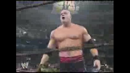 Wwe Royal Rumble 2004 - Kane - Елиминация