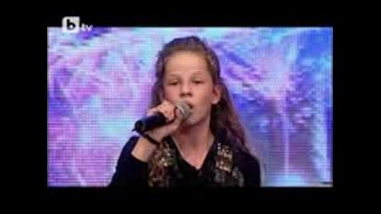 Космически глас! България търси талант - 27.03.2012г.