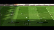 Fifa 11 - Online goals compilation 2 vs 2 [ niksana977 and iv4op]