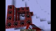 Забавление с Tnt в Minecraft