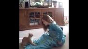Затова не трябва да закачате котките