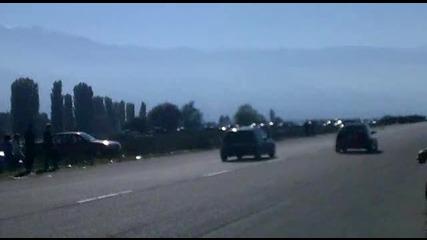 Opel Kadett C20xe vs Reno Clio