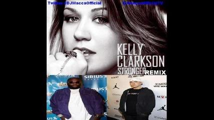 Kelly Clarkson - Stronger Ft Rick Ross and Eminem
