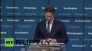 Belgium: Greece must finalise reforms to unlock new loans - Eurogroup pres.
