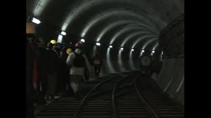 Министър слезе в метрото