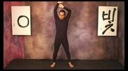 Разтягане и стречинг за бойни изкуства- Лесни упражнения, част 2
