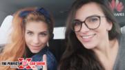 """Вирджиния от X factor е вторият гост в """"The Perfect X car show""""!"""