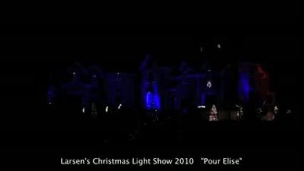 Christmas Lights Pour Elise 2010