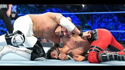 Ali vs. Andrade: SmackDown LIVE, May 21, 2019