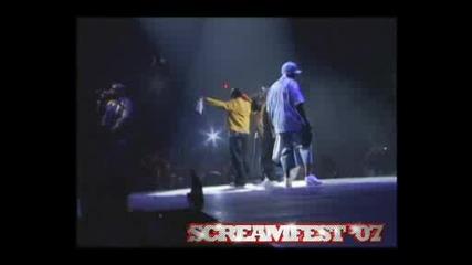 ИСТОРИЧЕСКО!!! T.I., Jay-Z, 50 Cent, Kanye, Diddy, Swizz Beatz на една сцена