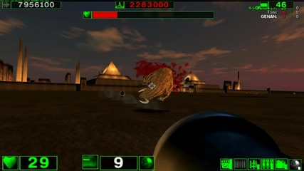 Serious Sam gameplay