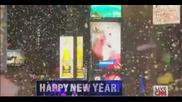 Нова Година в Ню Йорк 2012, Сащ