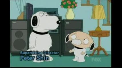 Family Guy Ruined & Cruel