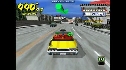 Crazy Taxi 2 Gameplay Part 3