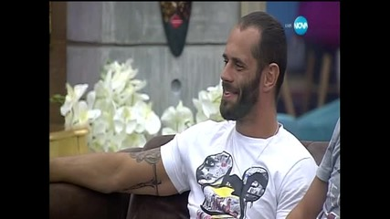 Деян Топалски напусна VIP Brother