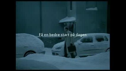 Прецакване в снега