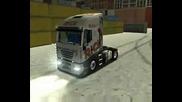 18 Wheels of Steel Haulin My Truck Scania