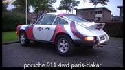 Porsche 911 4wd Paris Dakar