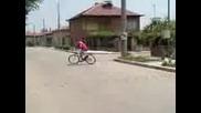 Търкане на гуми - Чешнегирово
