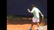 Bulgarian open - Мариано Пуерта - Руи Машадо 4:6, 6:4, 4:6 - 10.06.2008