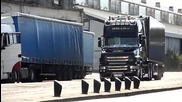 Scania T Longline V8 Transports Philippe Maurin