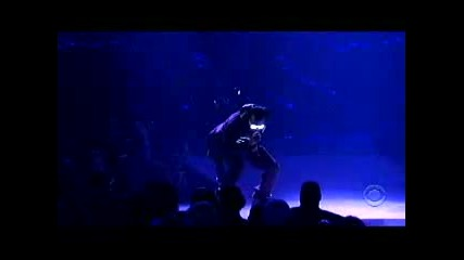 Kanye West - Stronger (LIVE Grammys 2008 HD Performance)
