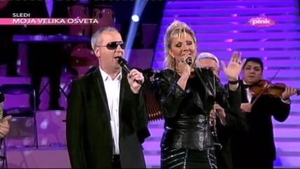Lepa Brena & Sasa Matic - Duel - Grand show - (TV Pink 2014)