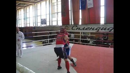 Angel Xristov vs Kaloqn Dimov