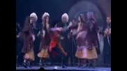 Georgian folk dance - Mtiuluri the Mountaineers