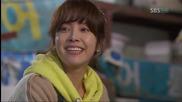 Бг субс! Rooftop Prince / Принц на покрива (2012) Епизод 1 Част 4/4