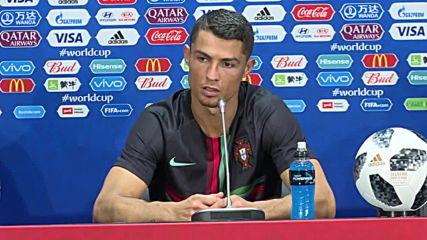 Russia: Ronaldo 'like Port wine' - Portugal coach Santos after Morocco win