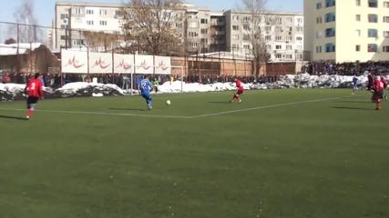 Рамос и Жуниньо дебютираха за Левски при успех над Локо Сф