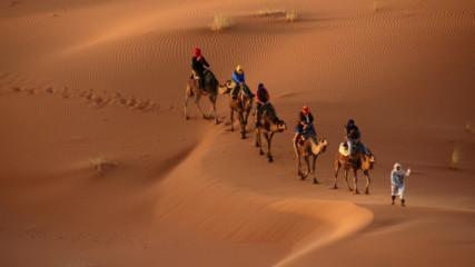 В Сахара животът изглежда немислим (''Без багаж'', еп.164)