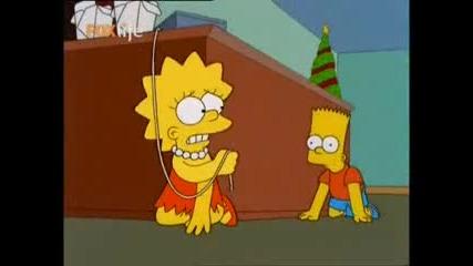 [s14 ep2] Semeitsvo simpsyn [bg Audio] The Simpsons Bg Audio ...